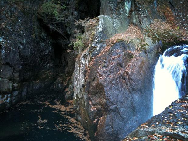吹割の滝10