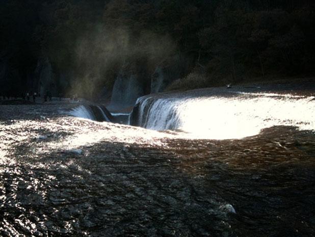 吹割の滝6