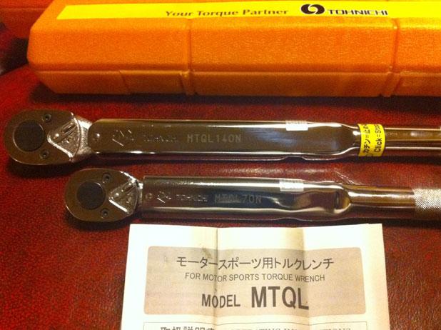 東日トルクレンチ MTQLシリーズ