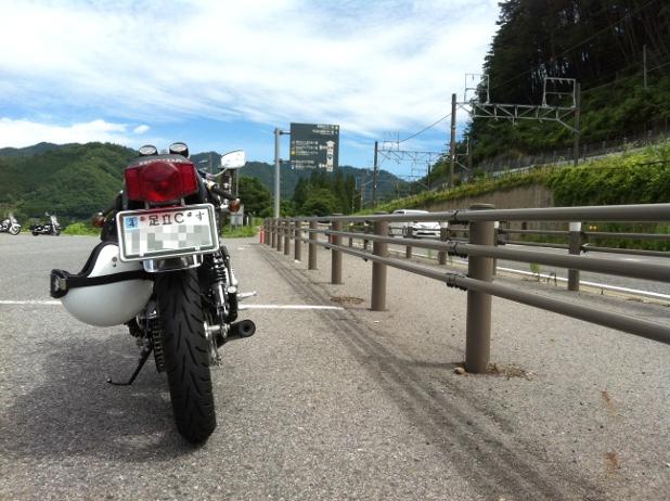 道の駅木曽福島