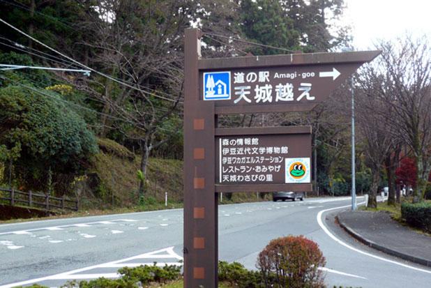 道の駅 天城越え1