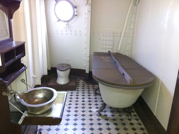 洋式のバス・トイレ