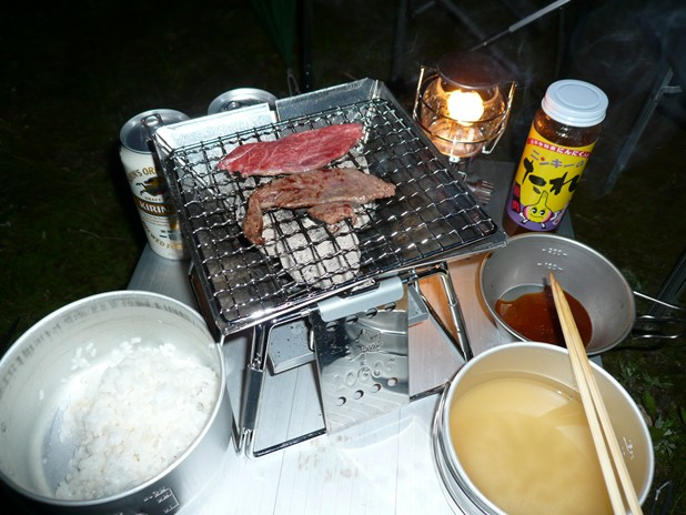 福井県永平寺キャンプツーリング1日目