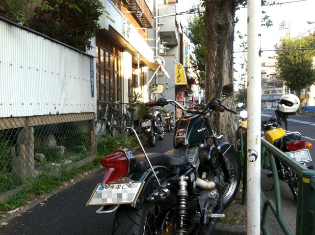阿佐ヶ谷 アンティークスカフェ