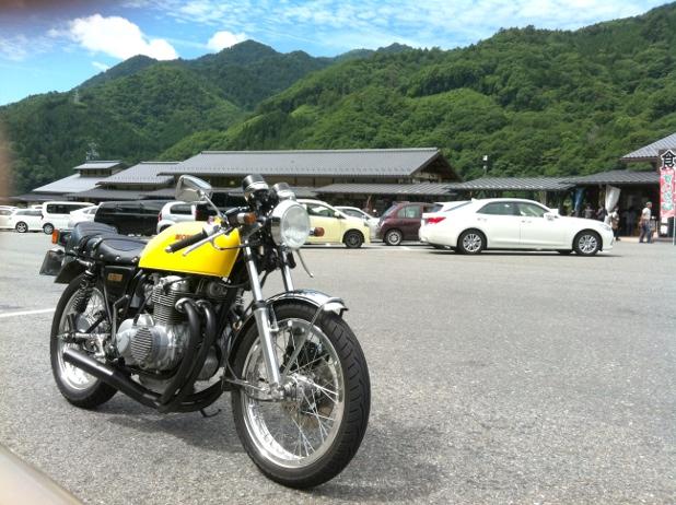 道の駅・木曽福島